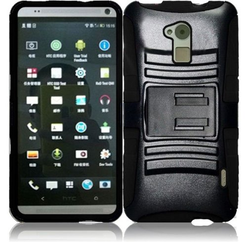 pleasing-black-premium-double-protection-2-in-1-hard-silicon-rugged-hybrid-de-fender-case-cover-prot