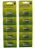 4LR44 / 476A / PX28A / A544 / K28A / L1325 Dog Collar 6V Batteries - 20 Pack