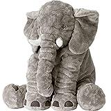 Best Big Plushes - Big Stuffed Elephant Pillow Stuffed Animals Plush Toys Review