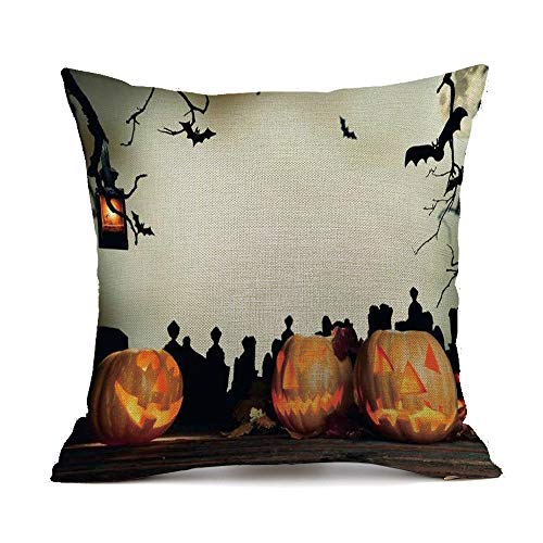 DBolomm Halloween Festival Sofa Bed Home Decoration Throw