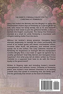 Amazon.com: Christmas at Pemberley: A Pride and Prejudice ...