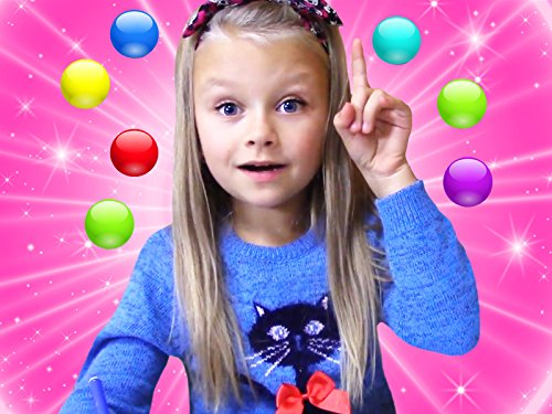 Of Watch Magic Color The (Eating candies with Yasya)