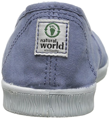 Naturlig Värld Kvinna Camping Platt Lavendel