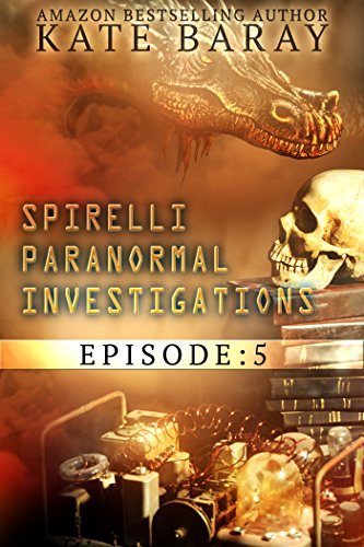 Download PDF Spirelli Paranormal Investigations - Episode 5