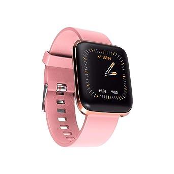 Amazon.com: Bravetoshop - Reloj inteligente de actividad ...