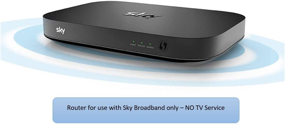Sky Q Hub Wireless Router Amazon Co Uk Computers Accessories