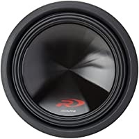 Alpine SWR-12D4 Type-R 12-Inch 1000W Subwoofer with Dual 4-ohm Voice Coils