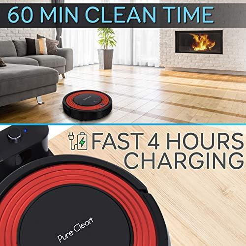 Pure Clean Robot Aspirador, Robot Vacuum, 1 6