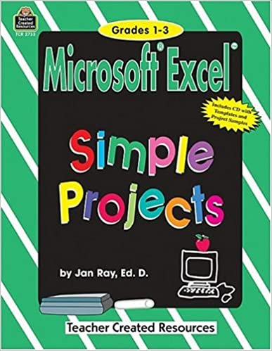 Read online Microsoft Excel Simple Projects PDF