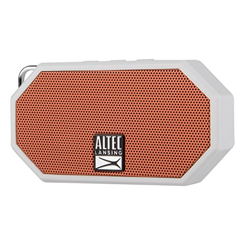 Altec Lansing IMW257 OW TA Waterproof Ultra Portable