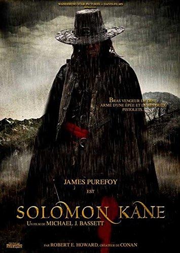 Solomon Kane Broadside Movie (2009) French Style B 27 x 40 Inches - 69cm x 102cm (James Babson)(Laura Baranik)(Geoff Bell)(Matthew Blood-Smyth)(Brian Caspe)(John Comer)(Mackenzie Crook)