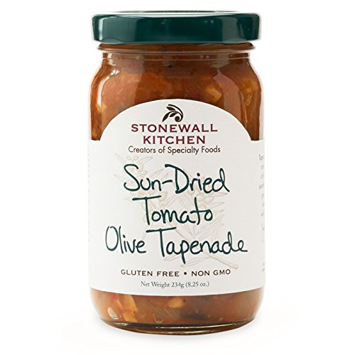 Stonewall Kitchen Sundried Tomato Olive Tapenade, 8.25 Ounce