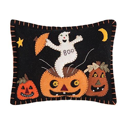 GALLERIE II Penny Lane Halloween Pillow 10 x 8