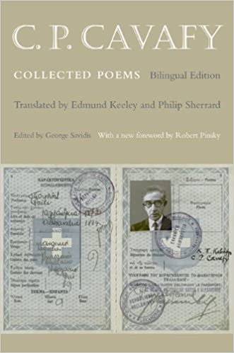 Book C. P. Cavafy: Collected Poems (Princeton Classic Editions)