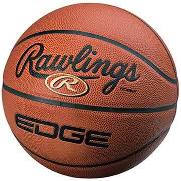 エッジレディース合成レザーインドアバスケットボールからRawlings B0001H25AU