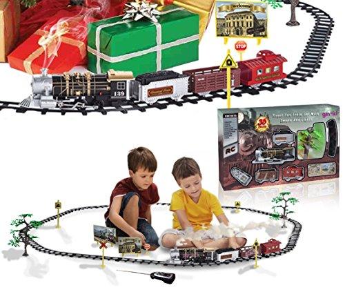 toy train set electric - 9