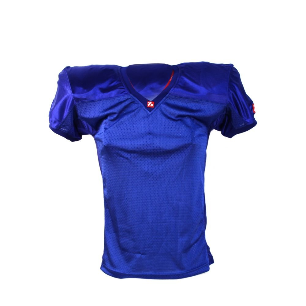 FJ-2 football jersey match, royal barnett