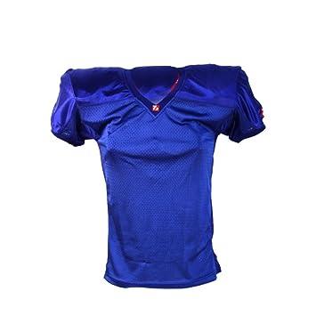 FJ-2 American Football camiseta, Match, colour azul, unisex, color -