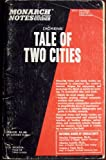 img - for Monarch Notes Charles Dicken's Tale of Two Cities book / textbook / text book