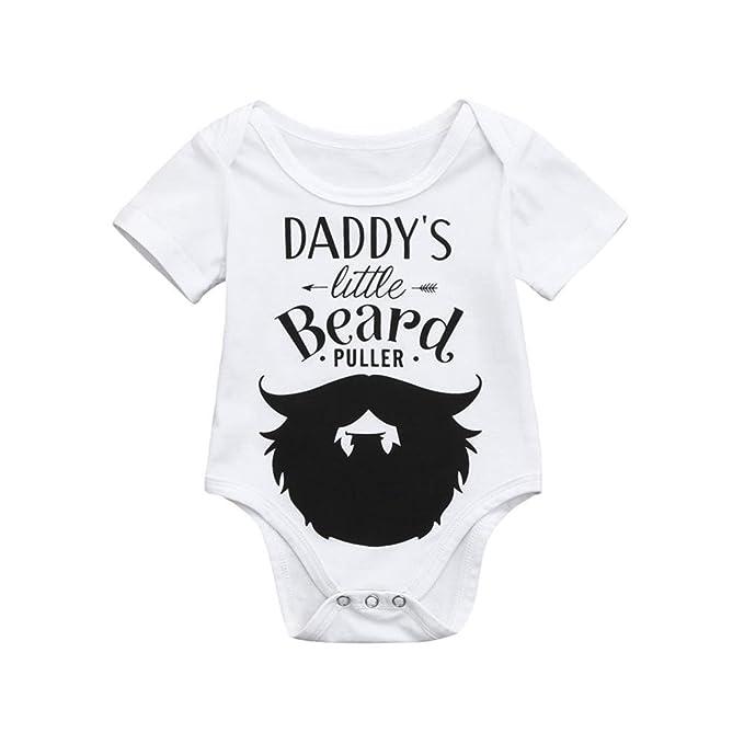 Amazon.com: g-real recién nacido bebé Niños Daddy s Little ...