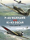 img - for P-40 Warhawk vs Ki-43 Oscar: China 1944 45 (Duel) book / textbook / text book