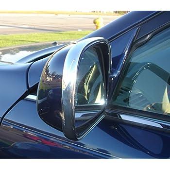 1 Piece Chrome Hood Trunk Molding Trim Kit For Mercedes