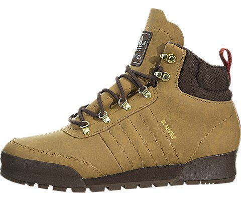the latest 850c9 36557 Galleon - Adidas Men s Jake Boot 2.0  High Top (Mesa Brown Gum, Size 9.5)