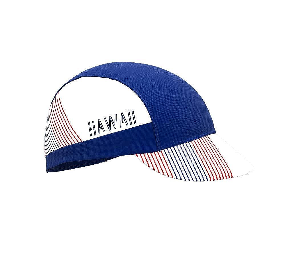 ハワイバイクサイクリングキャップ   B0728GZLHW