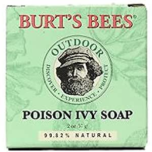 Burt's Bees Poison Ivy Soap, 2-Ounce Packages (Pack of 2)