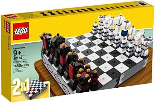 LEGO Iconic Chess Set 1450pieza(s) Juego de construcción - Juegos de construcción (9 año(s), 1450 Pieza(s)): Amazon.es: Juguetes y juegos