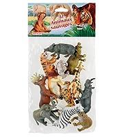 Cofalu Kim'Play Confezione 12 animali selvatici