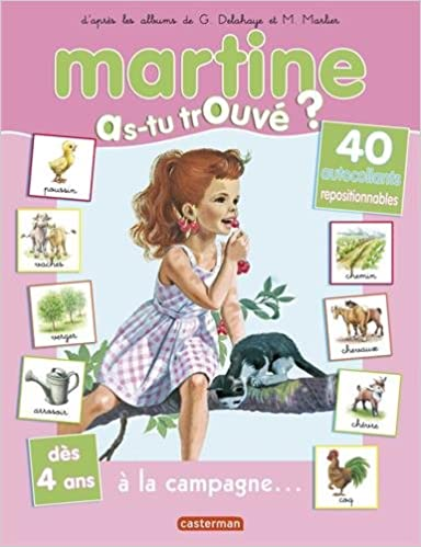 Martine, as-tu trouvé ?, Tome 20 : Martine à la campagne pdf, epub