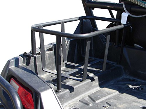 Rear Cooler Rack (SUPER ATV POLARIS RZR LATCH AND GO REAR COOLER RACK)