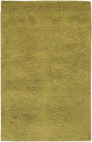 Amazon.com: 8 x 10,5 Sencilla musgo verde tela a mano lana ...