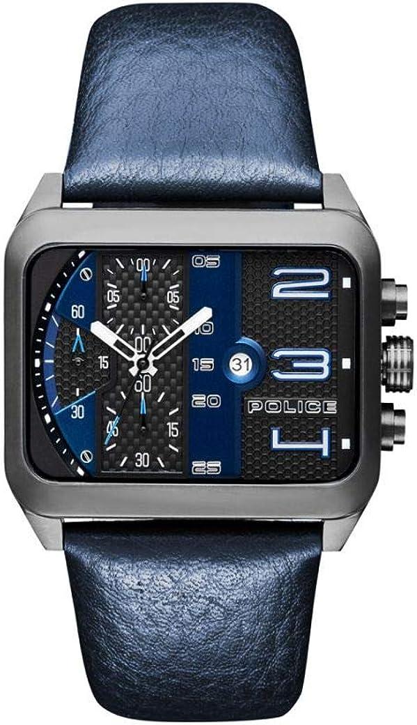 Orologio police cronografo uomo urban style trendy cod. r1471607003
