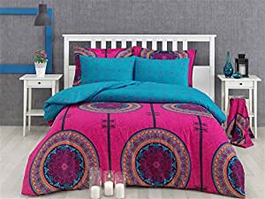 Pearl Home Ranforce Single Quilt Cover Set -140 x 200 cm