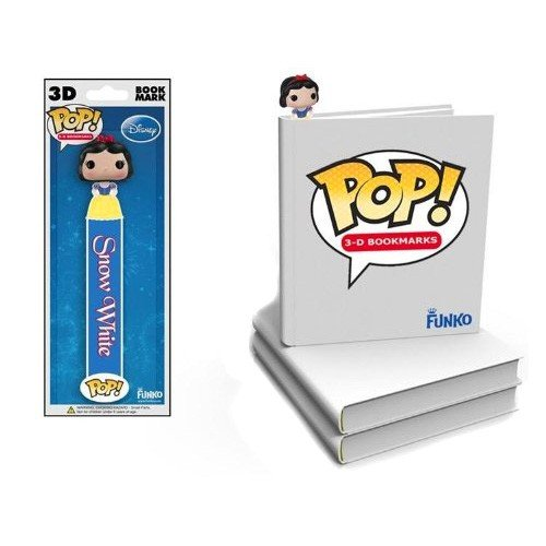 Funko Disney Snow White 3D Bookmark -