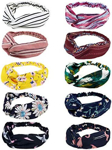 DRESHOW Headbands Women Elastic Twisted product image