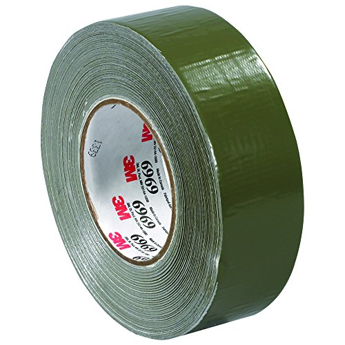 """3M 6969 Duct Tape, 2"""" x 60 yd."""