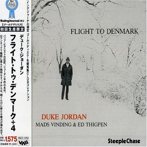 Flight to Denmark -