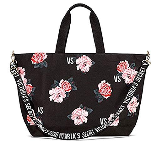 aac3c92160 Victoria s Secret Floral Print Weekender Tote Bag - Buy Online in Oman.