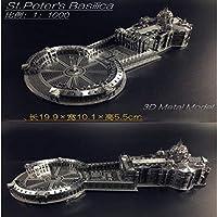 Catedral de San Petersburgo 3D Metal Puzzle Modelo Regalo DIY 3D ...