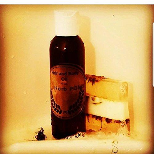 SüpHerb POMS Hair & Body Oil