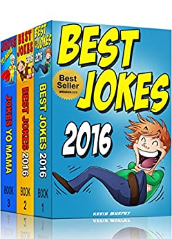 JOKES Best Jokes Bundle Kindle ebook product image