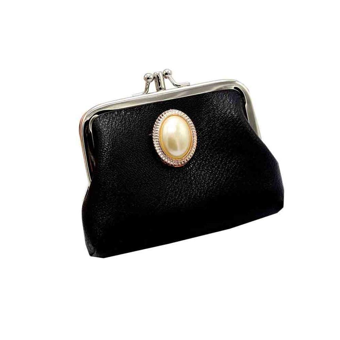 Women's Clutches Bag,New Fashion Leather Lady Wallet Hasp Coin Purse Bag by-NEWOENSUN