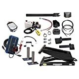 8 Ton (16,000 lb) Dump Trailer Hydraulic Scissor Hoist Premium Kit - Power Hoist 516