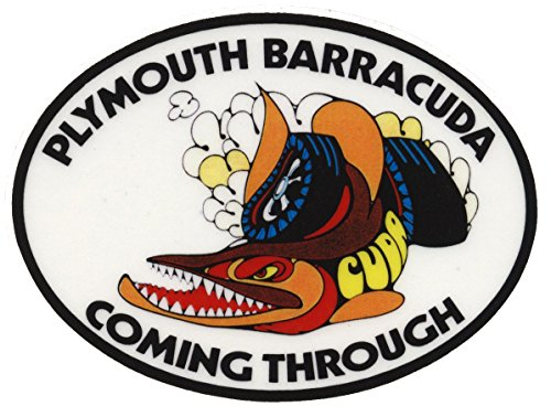plymouth-barracuda-coming-through