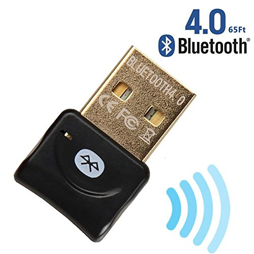 USB Bluetooth V4 0 Wireless Mini Adapter Dongle Fast Connection for