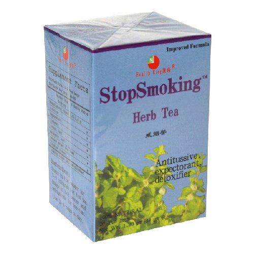 Arrêter de fumer Thé 20 sachets