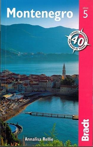 Montenegro  Bradt Travel Guide